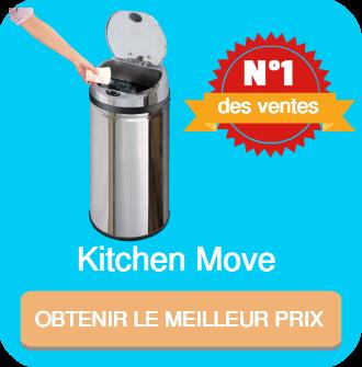 poubelle cuisine automatique