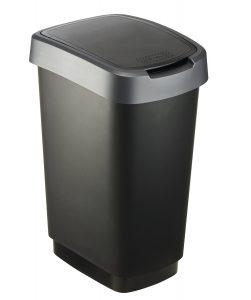 poubelle cuisine plastique