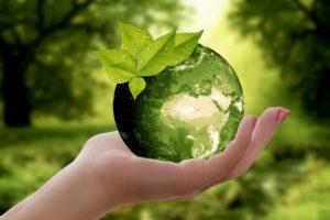 trier pour une terre propre et durable